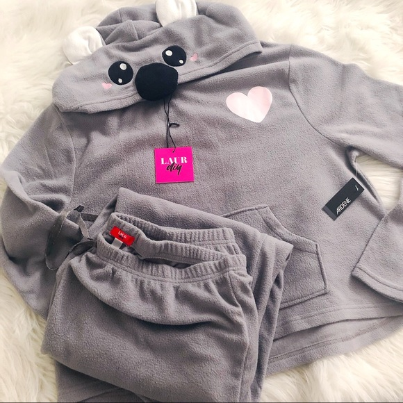 be468cb4c2 LaurDIY X Ardene Koala Twosie Pajamas Set